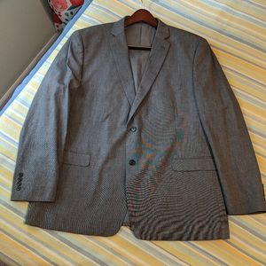 Saddlebred sport coat jacket blazer 50L